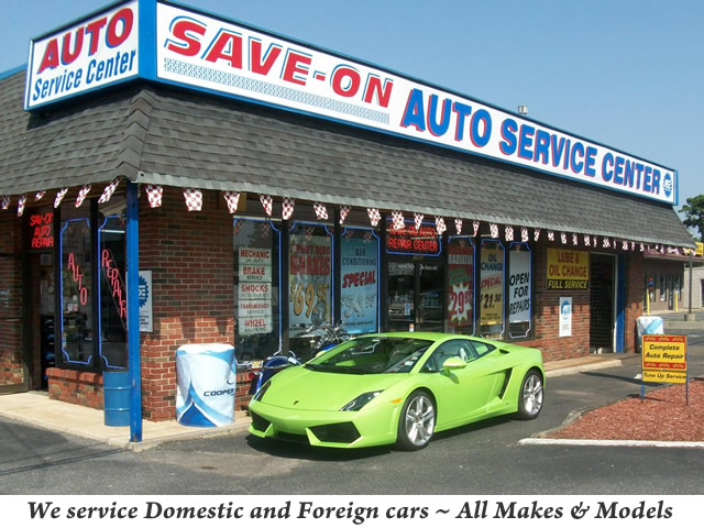 SAVE-ON Auto Service Center