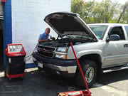 We service all types of trucks